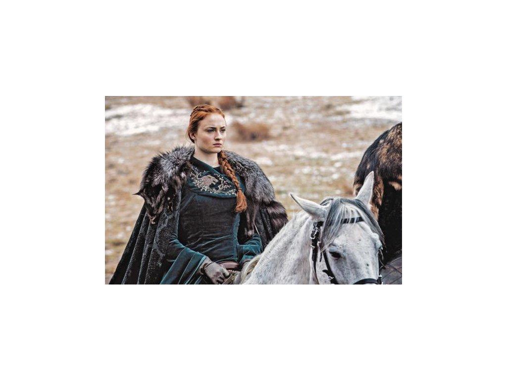 Pohlednice Game of Thrones - Sansa
