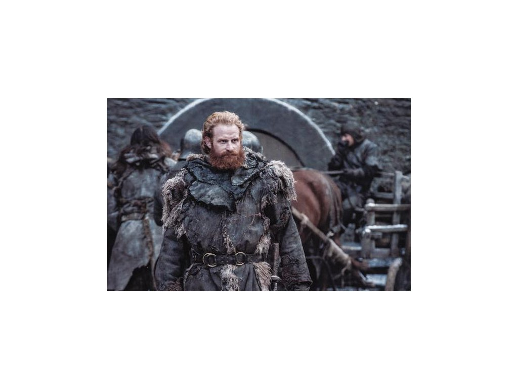 Pohlednice Game of Thrones - Tormund