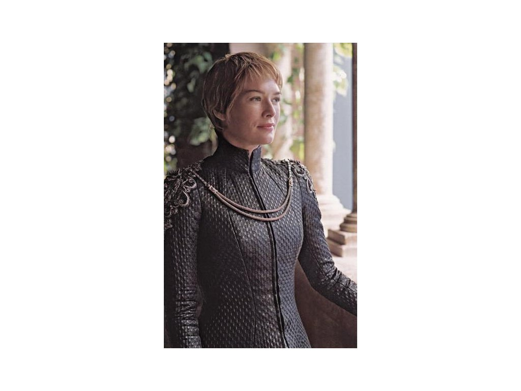 Pohlednice Game of Thrones - Cersei