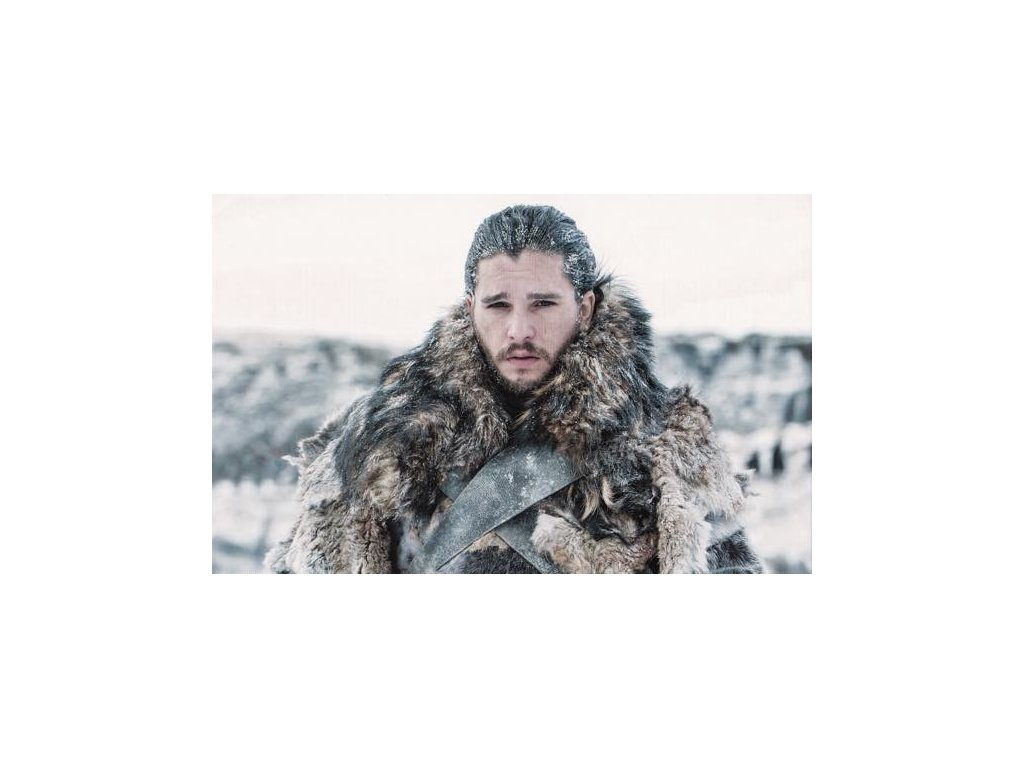 Pohlednice Game of Thrones - Jon