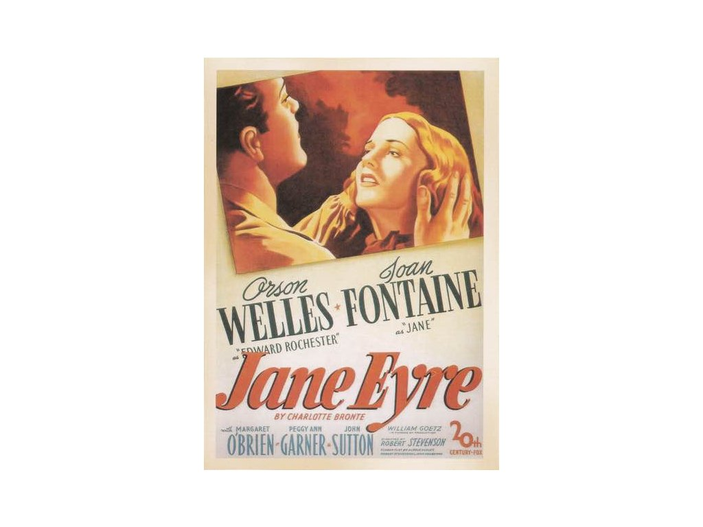 Pohlednice Film Jane Eyre