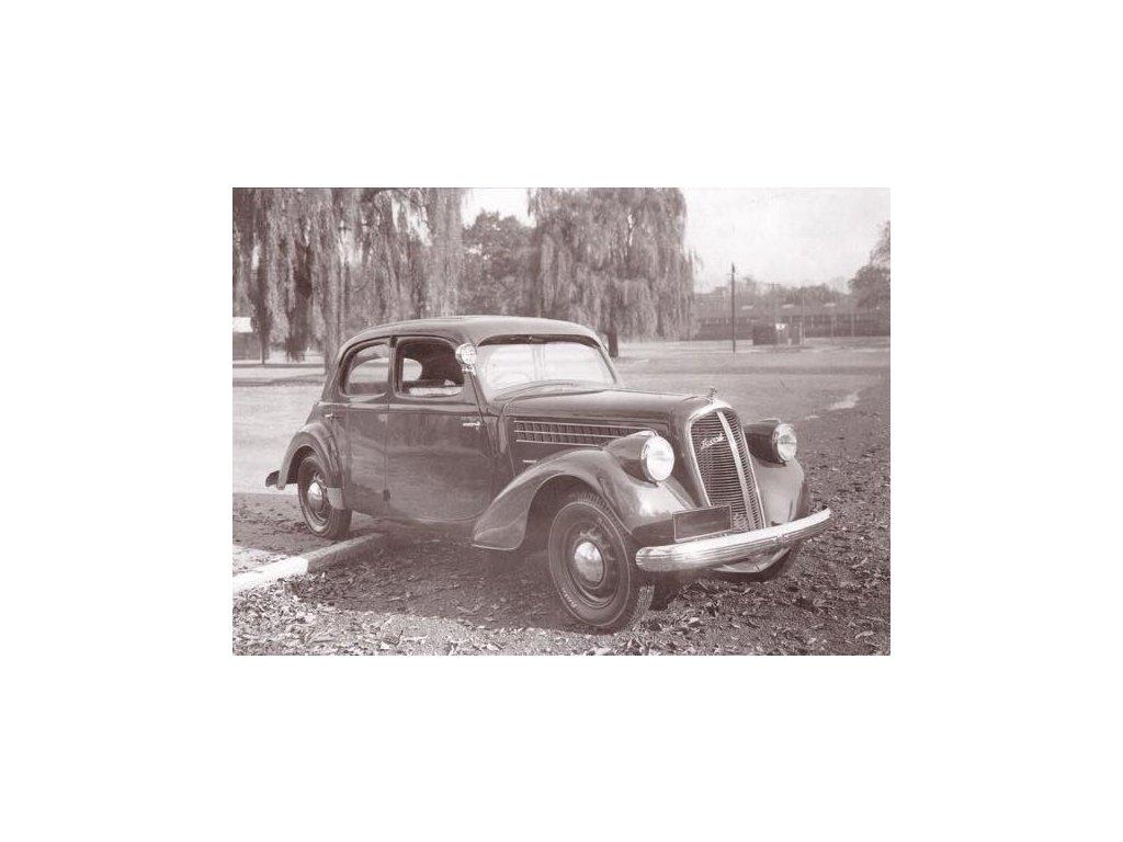Pohlednice Škoda Favorit 904