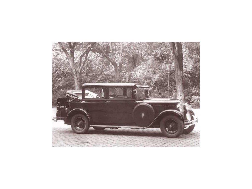 Pohlednice Škoda 645