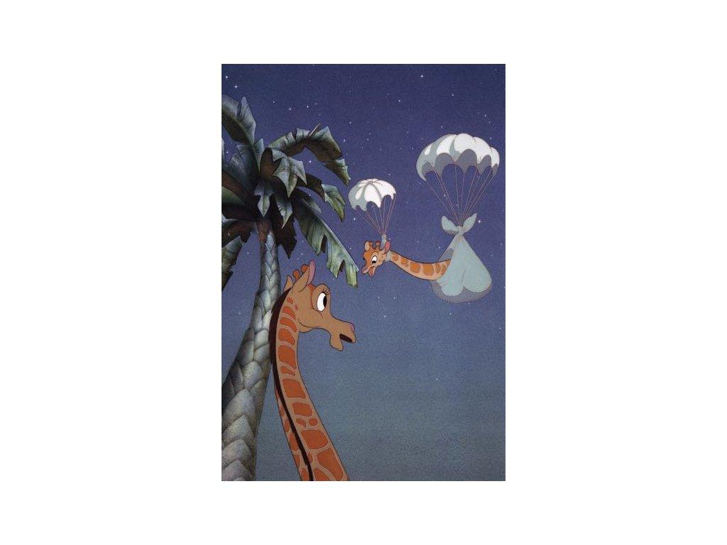 Pohlednice Dumbo 1