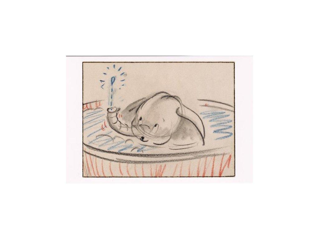 Pohlednice Dumbo 8