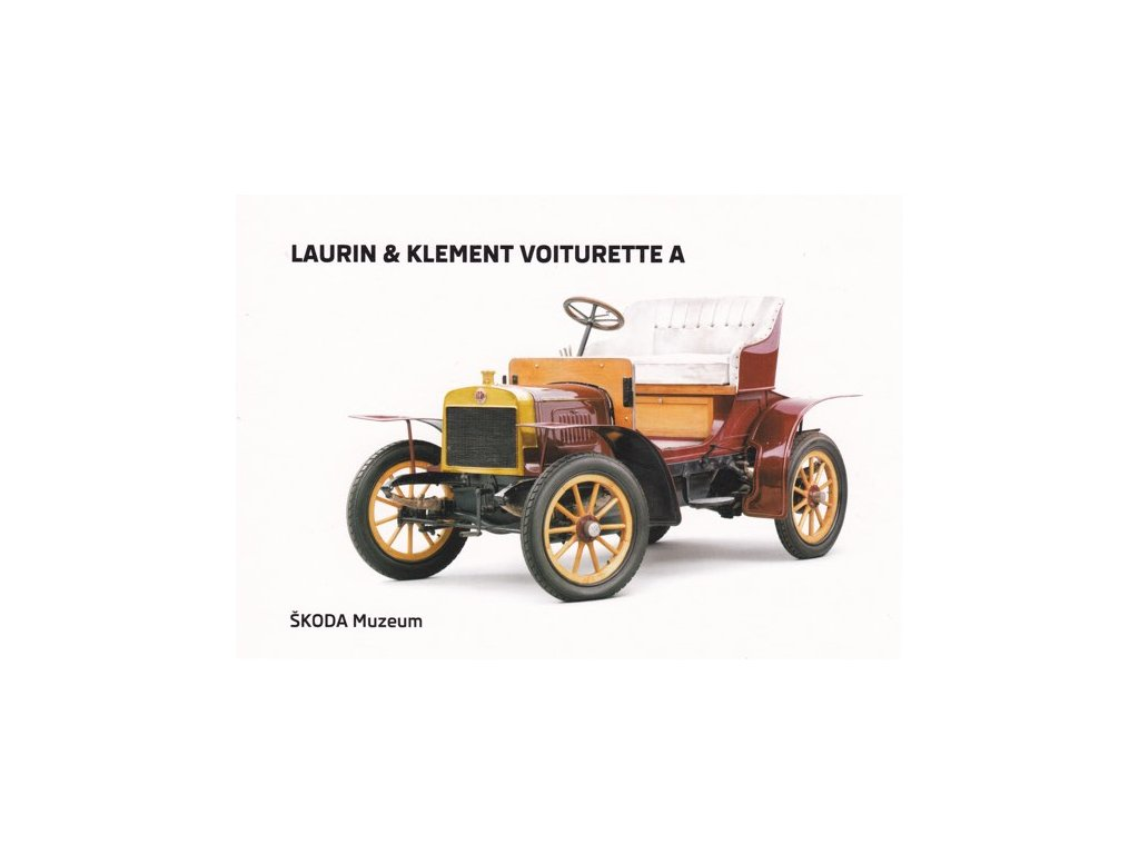 Pohlednice Laurin & Klement Voiturette A