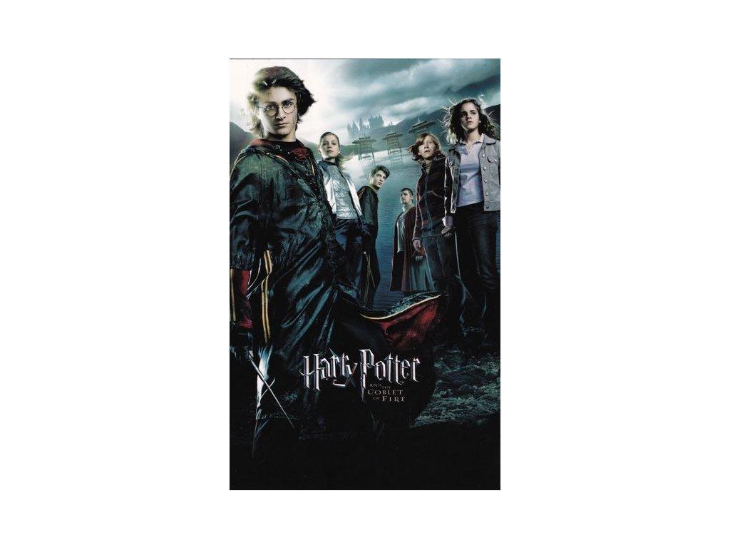 Pohlednice Harry Potter 33