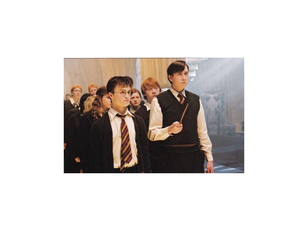 Pohlednice Harry Potter 54