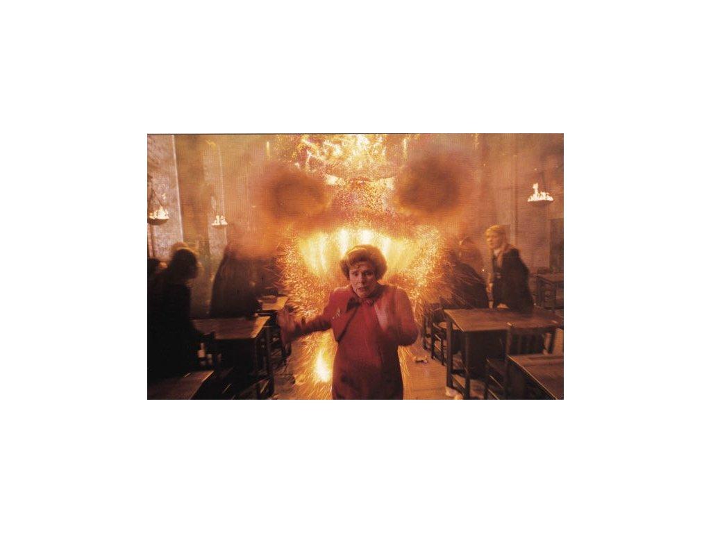 Pohlednice Harry Potter 58