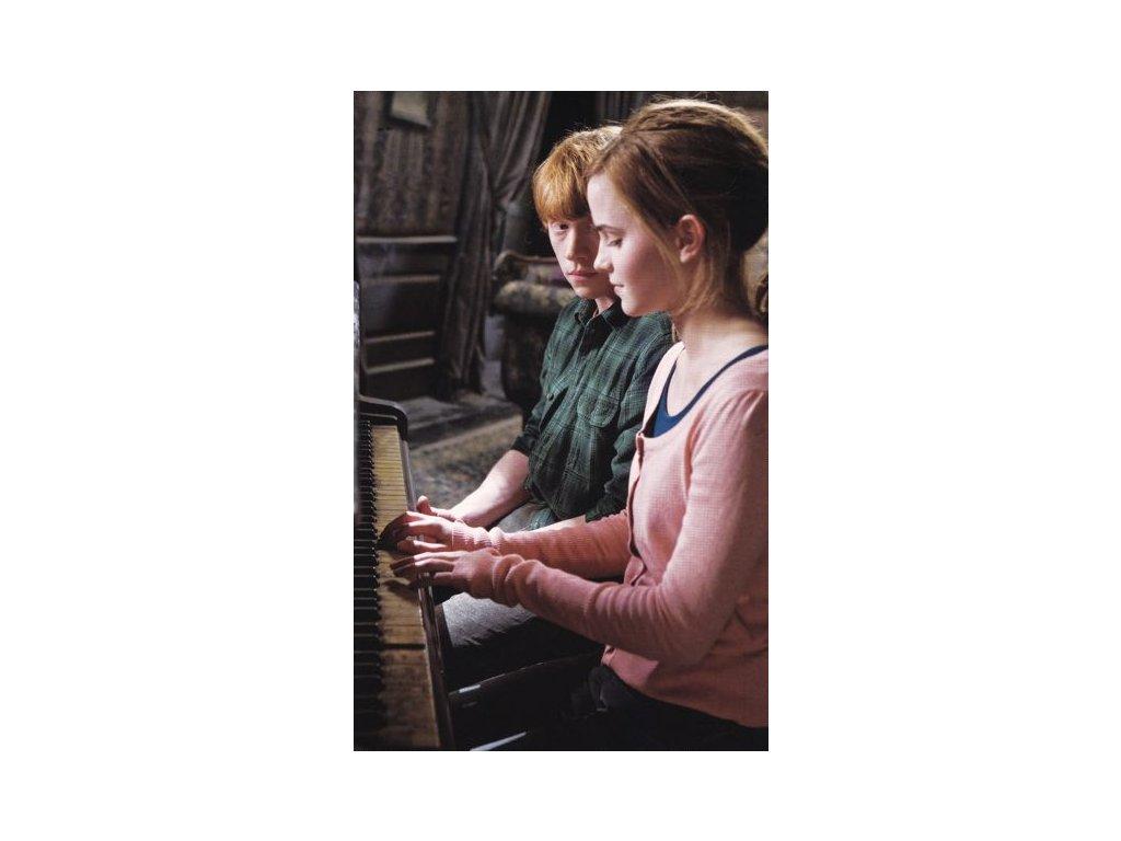 Pohlednice Harry Potter 81