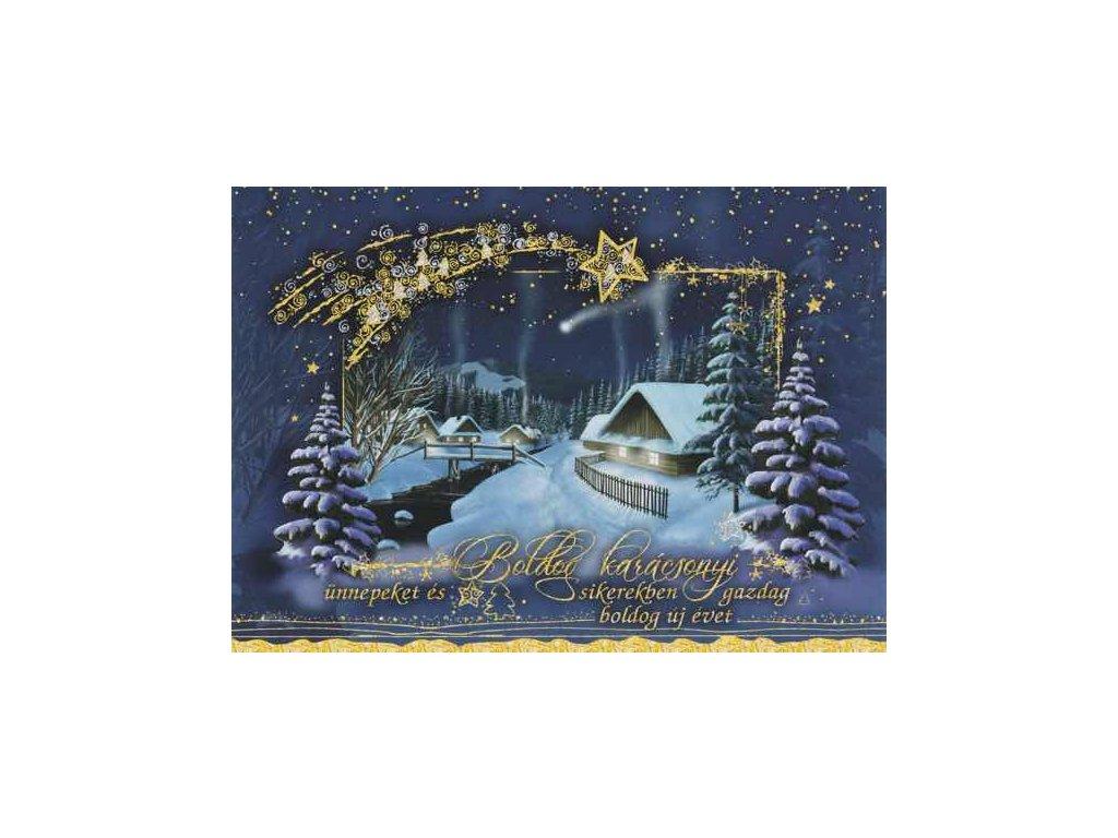Vánoční pohlednice 5