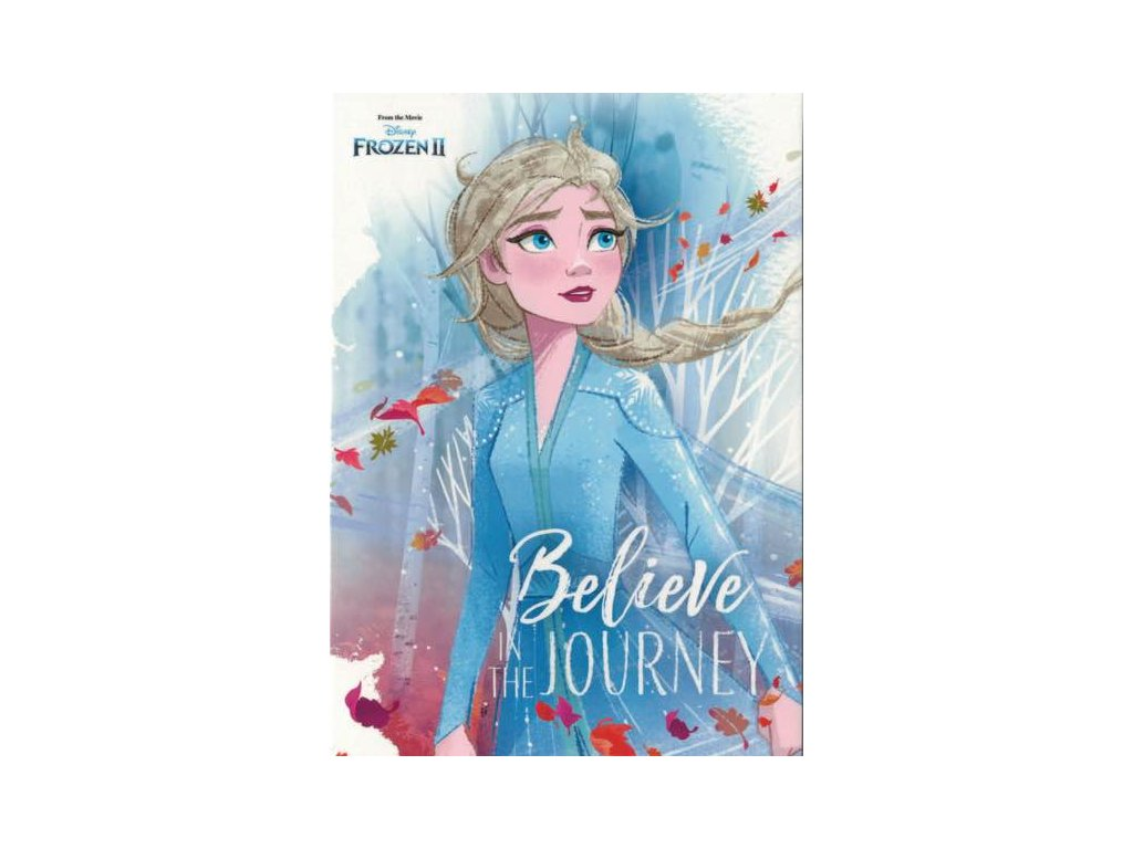 Pohlednice Frozen 10 - Elsa
