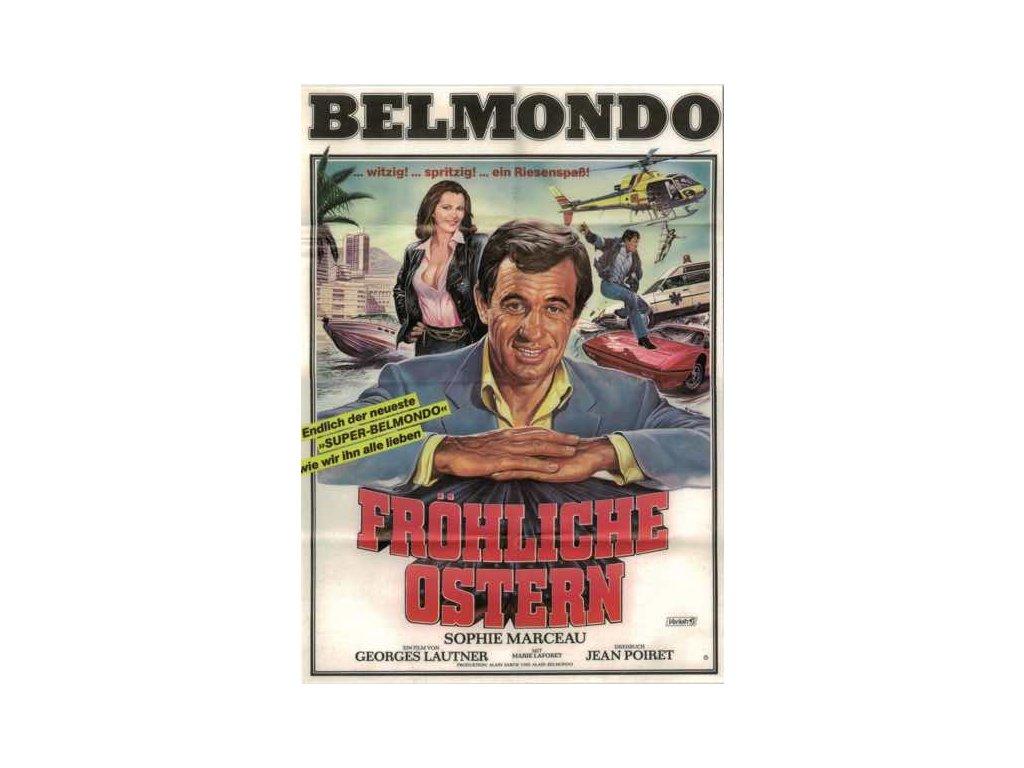 Pohlednice Jean-Paul Belmondo