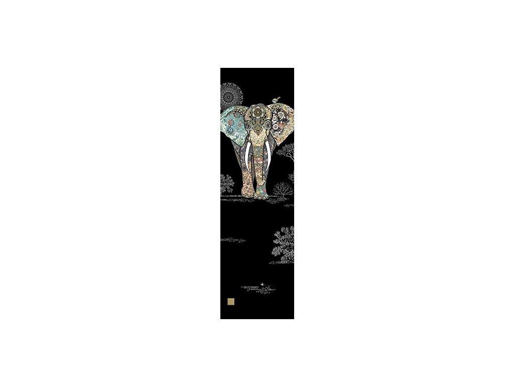 Záložka Slon