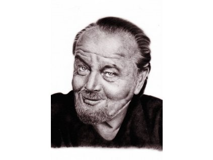 Pohlednice Jack Nicholson