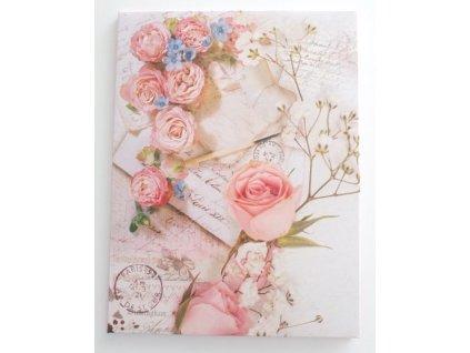 Dopisní sada Růžičky