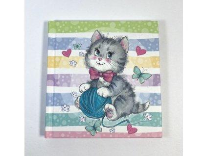 Sketchbook Kočička