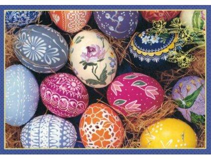 Pohlednice Velikonoční 52