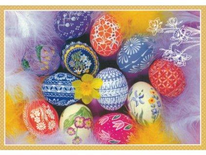 Pohlednice Velikonoční 54