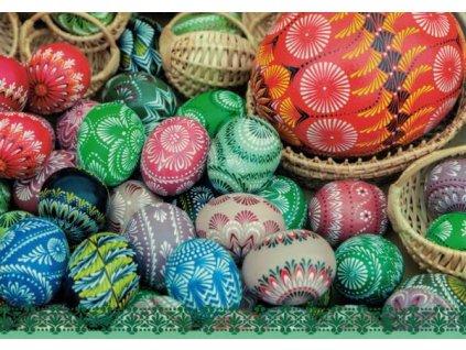 Pohlednice Velikonoční kraslice 58