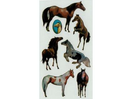 Samolepky Koně 2