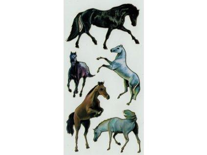 Samolepky Koně 3