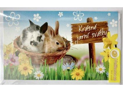 Blahopřání Velikonoční 1