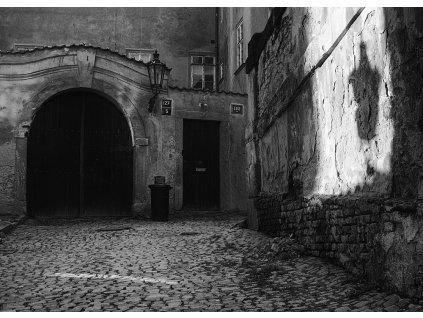 Pohlednice Pražská stínadla