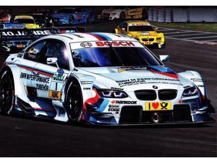 Pohlednice BMW M3 DTM
