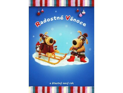 Vánoční pohlednice 74