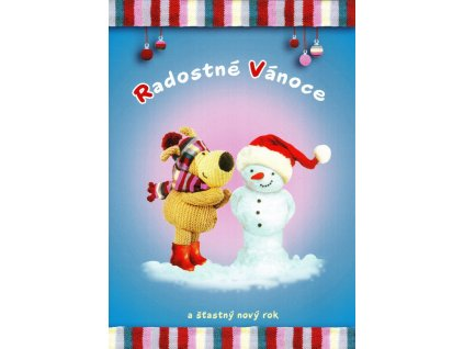 Vánoční pohlednice 75