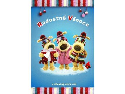 Vánoční pohlednice 77