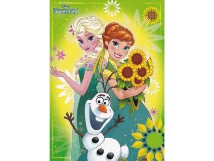 Pohlednice Frozen 6 (Ledové království)