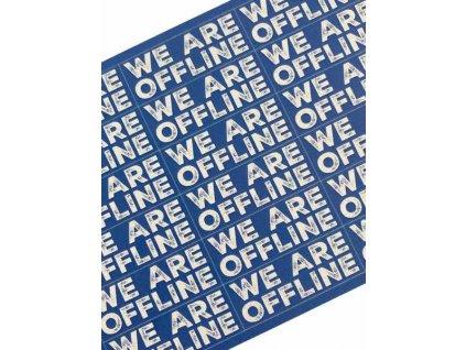 Samolepky We Are Offline