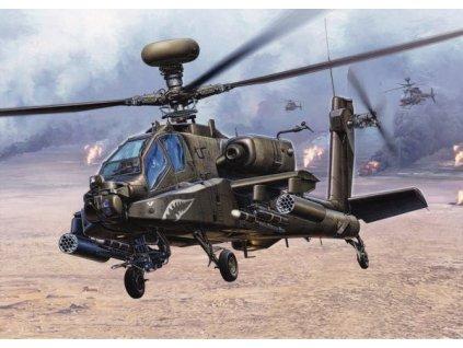 Pohlednice Vrtulník