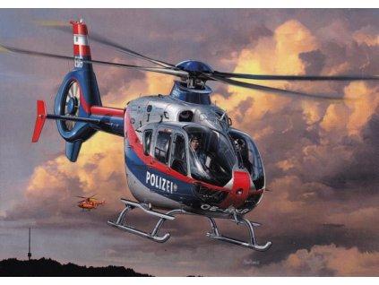 Pohlednice Vrtulník Eurocopter EC-135