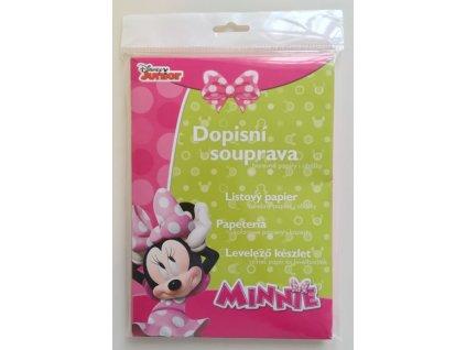 Dopisní sada Minnie