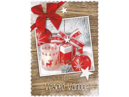Pohlednice Veselé Vánoce