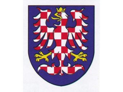 Samolepka Moravská orlice