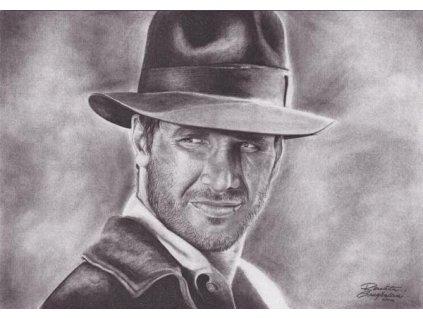 Pohlednice Indiana Jones