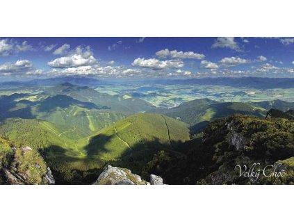 Pohlednice Velký Choč, Slovensko