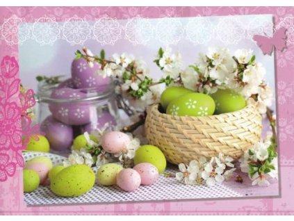 Pohlednice Velikonoční 18