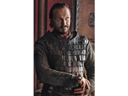 Pohlednice Game of Thrones - Bronn