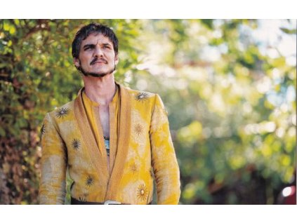 Pohlednice Game of Thrones - Oberyn
