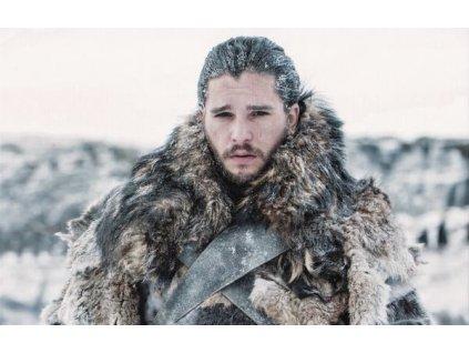 Pohlednice Game of Thrones - Jon