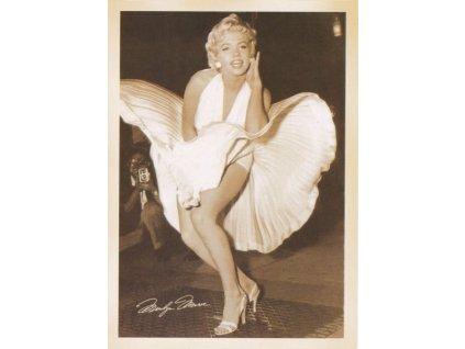 Pohlednice Marilyn Monroe