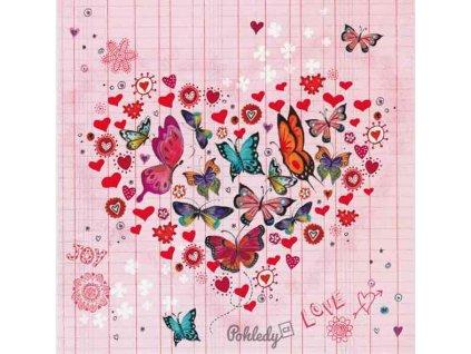 Pohlednice Z lásky