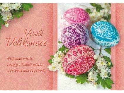Pohlednice Velikonoční 24