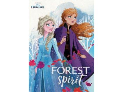 Pohlednice Frozen 7 - Elsa a Anna