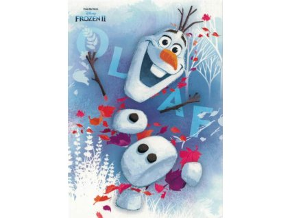 Pohlednice Frozen 8 - Olaf